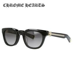 CHROME HEARTS Sunglasses PENETRANUS REX BK-G18KGP 49 Regular Fit Black Frame