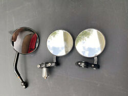 Harley Davidson Mirrors Parts Factory Motorcycle Sportster