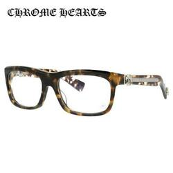 CHROME HEARTS MYDIXADRYLL TT 55 Regular fit Tortoiseshell pattern Glasses Frame