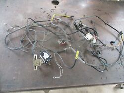 66 67 Coronet Charger 273 V8 Engine Wire Harness Headlight Charging Starting Oem