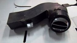 Rarehard To Find And03963-and03967 Corvette A/c Duct/outlet R Side Complete/correct