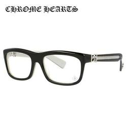 CHROME HEARTS MYDIXADRYLL BT 55 Regular fit Square Black Glasses Frame