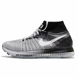 Nike Womenand039s Zoom All Out Fk Grey Sz 11 845361-003 Running Shoes