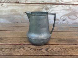 Vintage Ray Silver Co Pewter Pitcher #49 $30.00