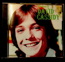 Best Of David Cassidy Cd New Rare Find Imported Promo