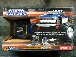 31144 Kyosho Giga Crusher .28-engine 4wd Monster Truck Rtr/new In Box
