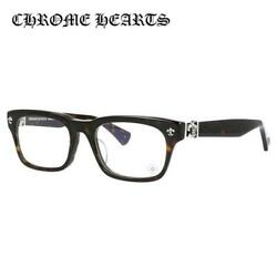 CHROME HEARTS GITTIN ANY? -A DT 52 Asian Fit Tortoiseshell pattern Glasses Frame