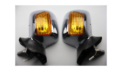 Pair Of Rearview Mirrors Right And Left Mirror Honda F6c Bagger