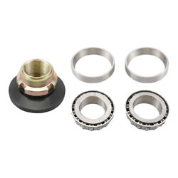Steering Stem Rebuild Ball Bearings Nut For Honda Cl70 Cl90 Ct70 Ct90 Sl70 Xl70