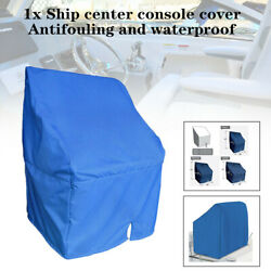 Waterproof Boat Center Console Cover Anti-uv Protector Fit Up46wx40dx45h Navy
