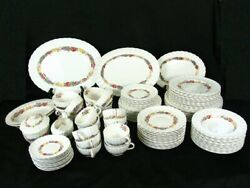 Antique Spode Copeland Rose Briar Pattern China Dinnerware Lots By Choice