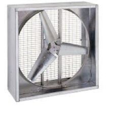 New 48 Direct Drive Agricultural Box Fan 230v 1 Hp Motor