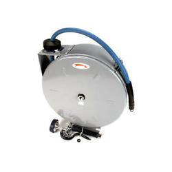 Tands Brass B-7222-c01 Hose Reel, Enclosed, Epoxy Coated Steel, 3/8id X