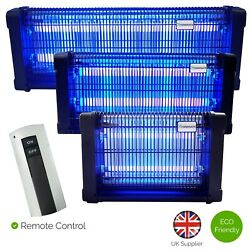 Xterminate Electric Fly Zapper Insect Bug Killer Electronic Uv Light Pests Wasps