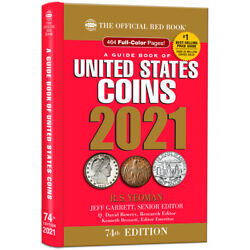 2021 Red Book Of Us Coins Spiral Hard Cover Redbook In Stock And Shipping