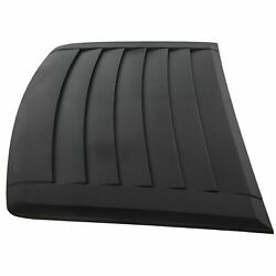 New Louver Hood Air Vent Grille Panel For 2006-2010 Hummer H3 20880500