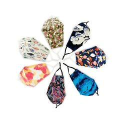 Reusable Face Mask Adjustable Soft Dual Layer (US STOCK - Free Shipping)