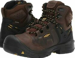 Keen Dover 6 Wp Carbon-fiber Toe Boots Electrical Hazard Menand039s All Sizes