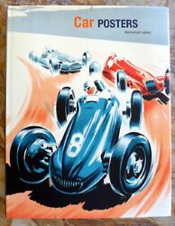 Car Posters Book Nos The Single Best Book On Vintage Auto Posters