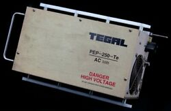 Tegal Pep-250-te Industrial/laboratory Ac Plasma Source Assembly 3157508-000a
