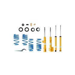Bilstein B14 Pss For 06-15 Toyota Yaris Front And Rear Monotube Performance Susp
