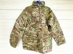 Us Army Issue Apec Gen Ii Gore Tex Multicam Cold/wet Weather Parka - Large Long
