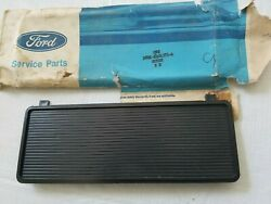 Nos 1979 80 81 82 83 Ford Mustang Radio Delete Blockoff Panel Plate B23