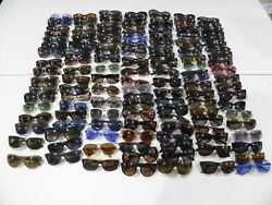 Rl- Ralph Laurent -polo Lot 140 Pairs Mixed Very Good Store Display Sunglasses