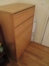 Lot of Used Dorm Furniture Solid Wooden Dressers 200 Available
