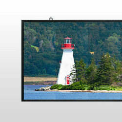 Lighthouse Series 53 Class 37.8 X 37.8 Full Color Programmable Led Sign