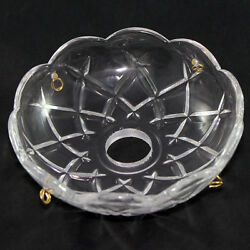 Bobeche Crystal For Replacement Chandelier And Wall Coll. Lisa