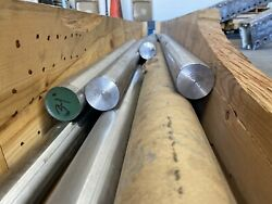 T416 Stainless Steel Round Rod 1-15/16 1.9375 X 11 Inches