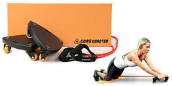 Core Coaster - Ab Core and Total Body Exercise System (used)