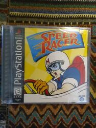 Speed Racer Brand New Sealed Ps1 Playstation 1