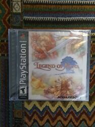 Legend Of Mana Brand New Sealed Ps1 Playstation 1