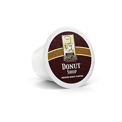 100 Ct. Donut Shop for Keurig Single-Serve K-Cup Pods 20% more coffee per cup b