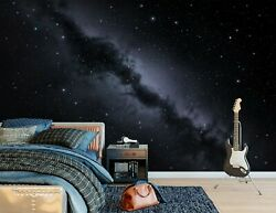3d Night Starry Sky 85t Wallpaper Mural Self-adhesive Removable Sticker Amy
