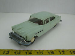 Vintage Roadmaster Buick Toy Car Plastic And Metal Collectible Collectors