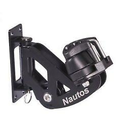 Nautos 96450 - Pivoting Lead Block Control With 30 Degrees Inclination Camcleat