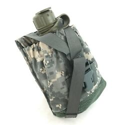 Eagle Industries Canteen General Purpose Pouch, Us Army Molle Acu Digital Camo