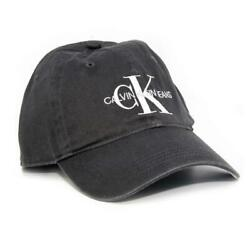 NEW Calvin Klein Men's Unstruct Twill Hat One Size Fits All $27.96