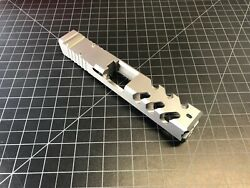 Glock 19 Gen 1 2 3 9mm Rmr Angle Vent Nose Cut Us Made G19 Amazing Quality