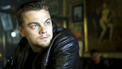 Belstaff The Departed Size Xl Scorsese Di Caprio Leather Jacket Filmjacket