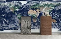 3d Earthand039s Atmosphere I696 Wallpaper Mural Self-adhesive Removable Sticker Amy