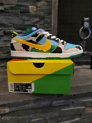 Nike Sb Dunk Low Chunky Dunky Size 12 Deadstock
