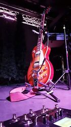 Gibson Les Paul 2011 Traditional Pro With Authentic Bigsby And Hard Shell Case
