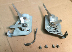 1961 1962 And Other Thunderbird Factory Climate Cable Controls Temp-heat-defrost
