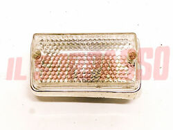 Lights Front Right Left Base Chrome Autobianchi A112 1 2 3 Abarth In
