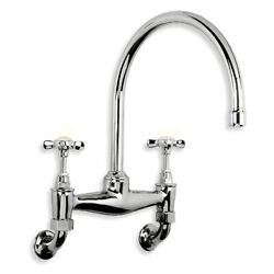 Lefroy Brooks Taps 1900 Classic Kitchen Mixer Lb1518 Classic Wall Mounted Kitche