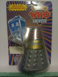 Doctor Who Dapol Louis-marx Friction Drive W018-1 Grey Gold Red Glass Bnoc